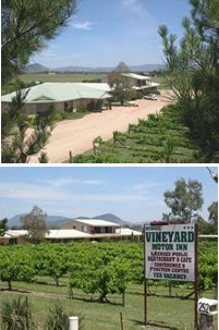 Mudgee Vineyard Motor Inn - Lightning Ridge Tourism