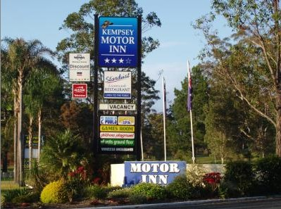 Kempsey Motor Inn - Lightning Ridge Tourism