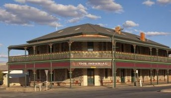 The Imperial Fine Accommodation - Lightning Ridge Tourism