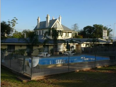 Airlie House Motor Inn - Lightning Ridge Tourism