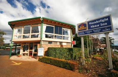 Best Western Wanderlight Motor Inn - Lightning Ridge Tourism