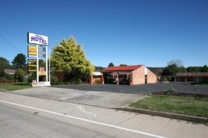 Alpha Motel - Lightning Ridge Tourism