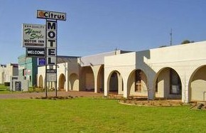 Citrus Motel - Lightning Ridge Tourism