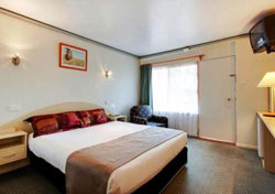 Econolodge Griffith Motor Inn - Lightning Ridge Tourism