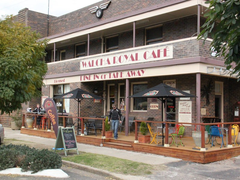 Walcha Royal Cafe and Boutique Accommodation - Lightning Ridge Tourism