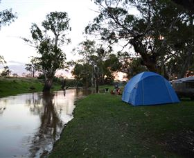 The Woolshed At Jondaryan Caravan And Camping - Lightning Ridge Tourism