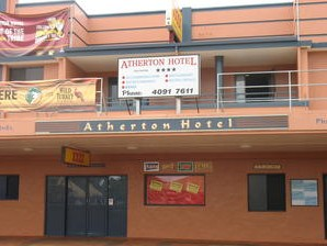 Atherton Hotel - Lightning Ridge Tourism