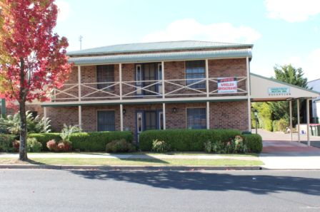 Sandstock Motor Inn - Lightning Ridge Tourism