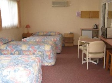 Goulburn Motor Inn - Lightning Ridge Tourism