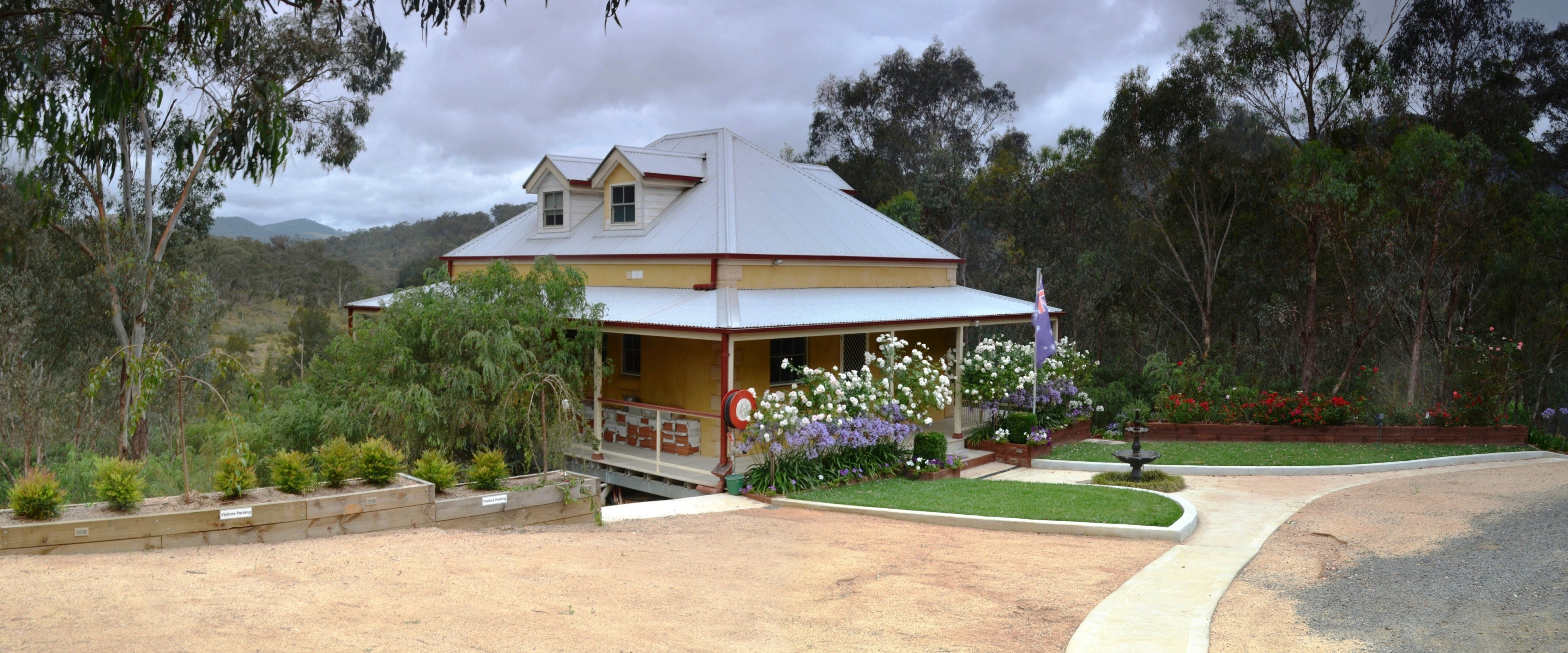 Tanwarra Lodge Bed and Breakfast - Lightning Ridge Tourism