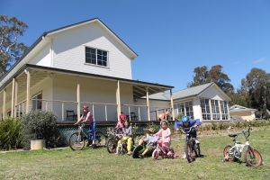 Berrima Retreat - Lightning Ridge Tourism