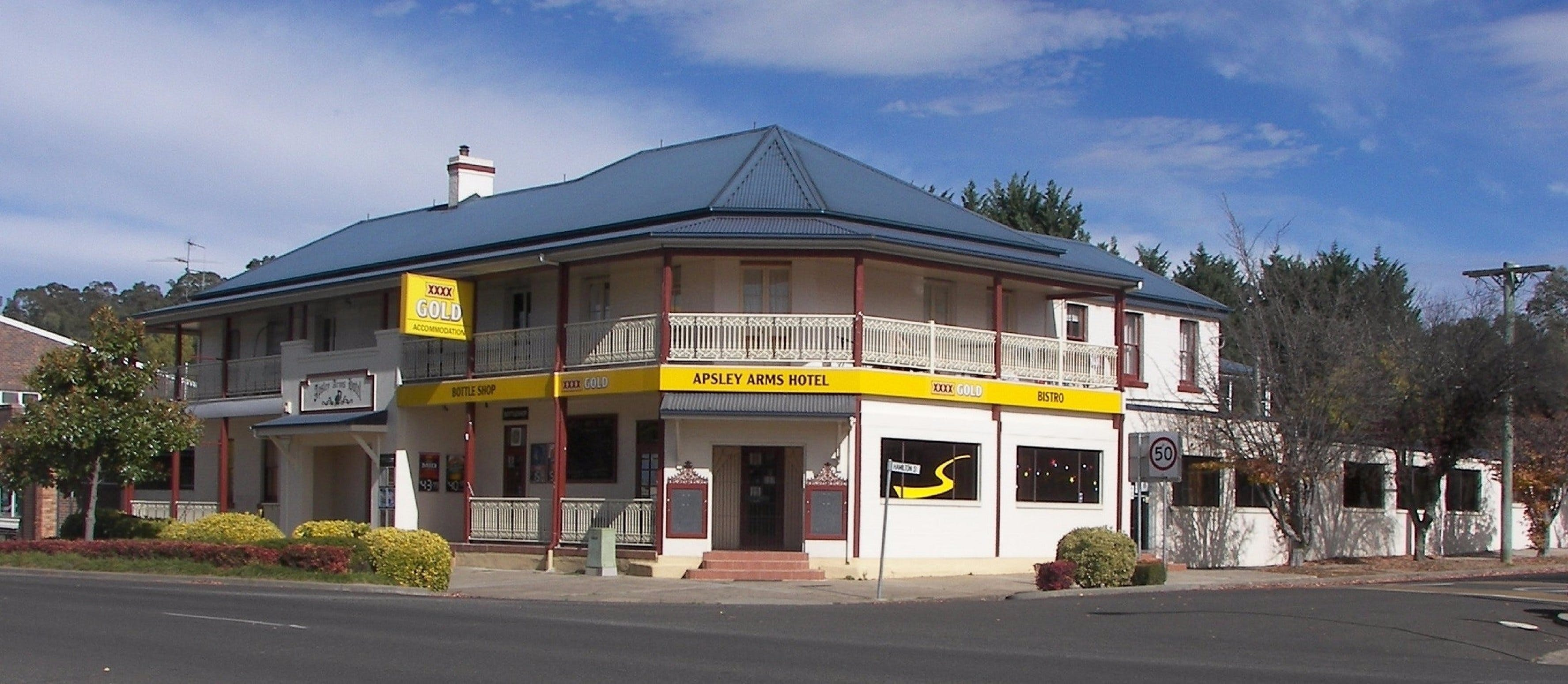 Apsley Arms Hotel - Lightning Ridge Tourism
