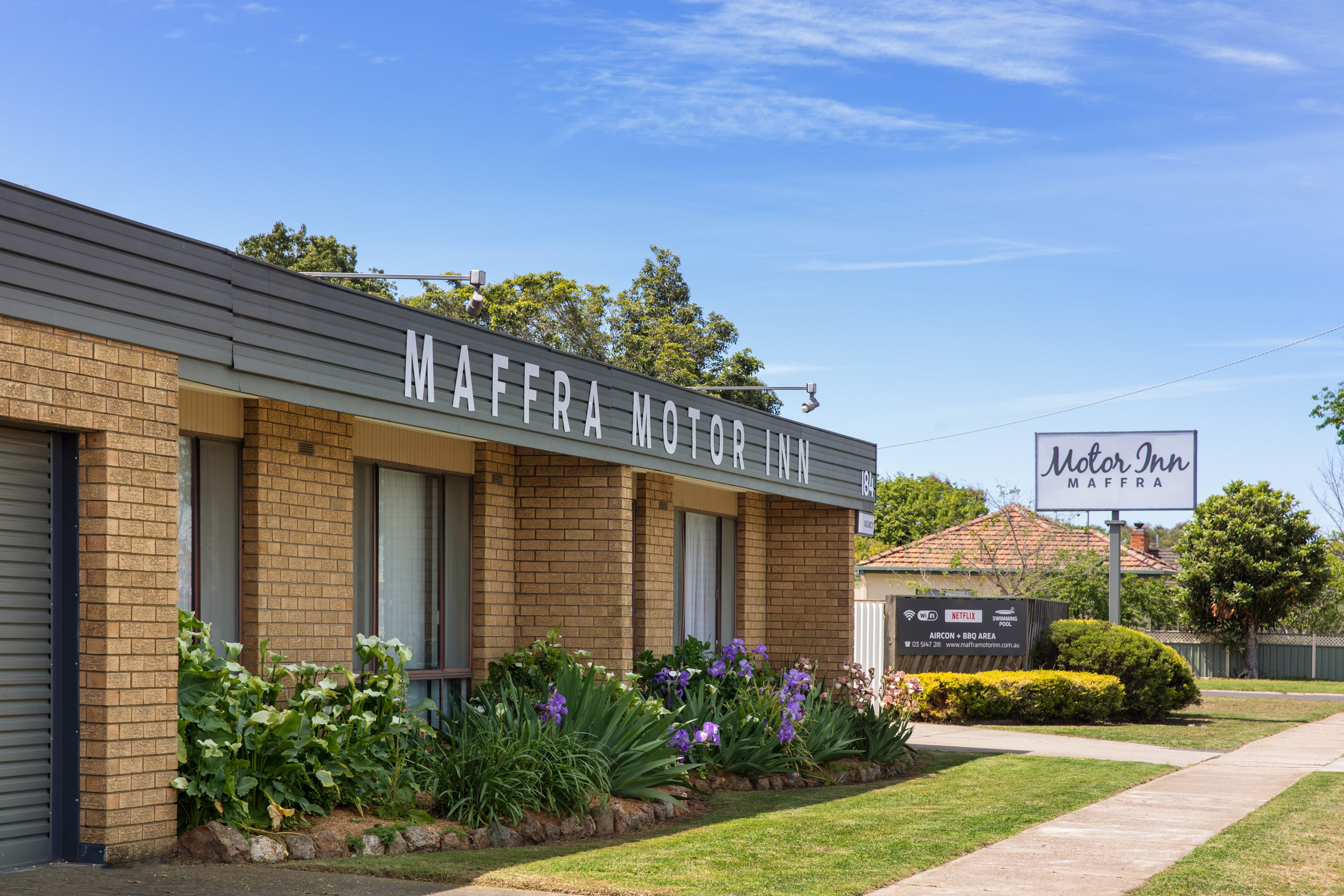 Maffra Motor Inn - Lightning Ridge Tourism