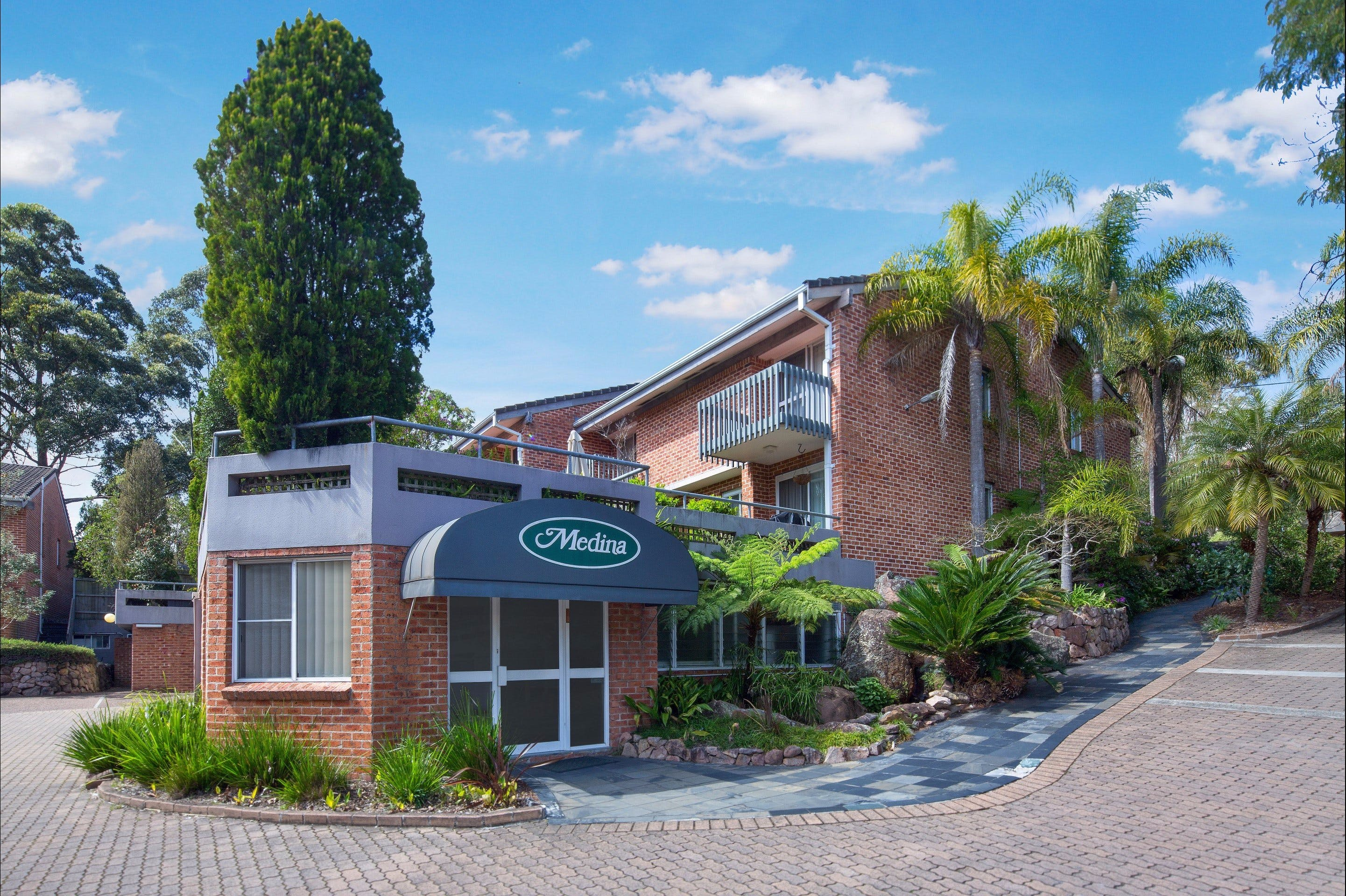 Medina Serviced Apartments North Ryde Sydney - Lightning Ridge Tourism