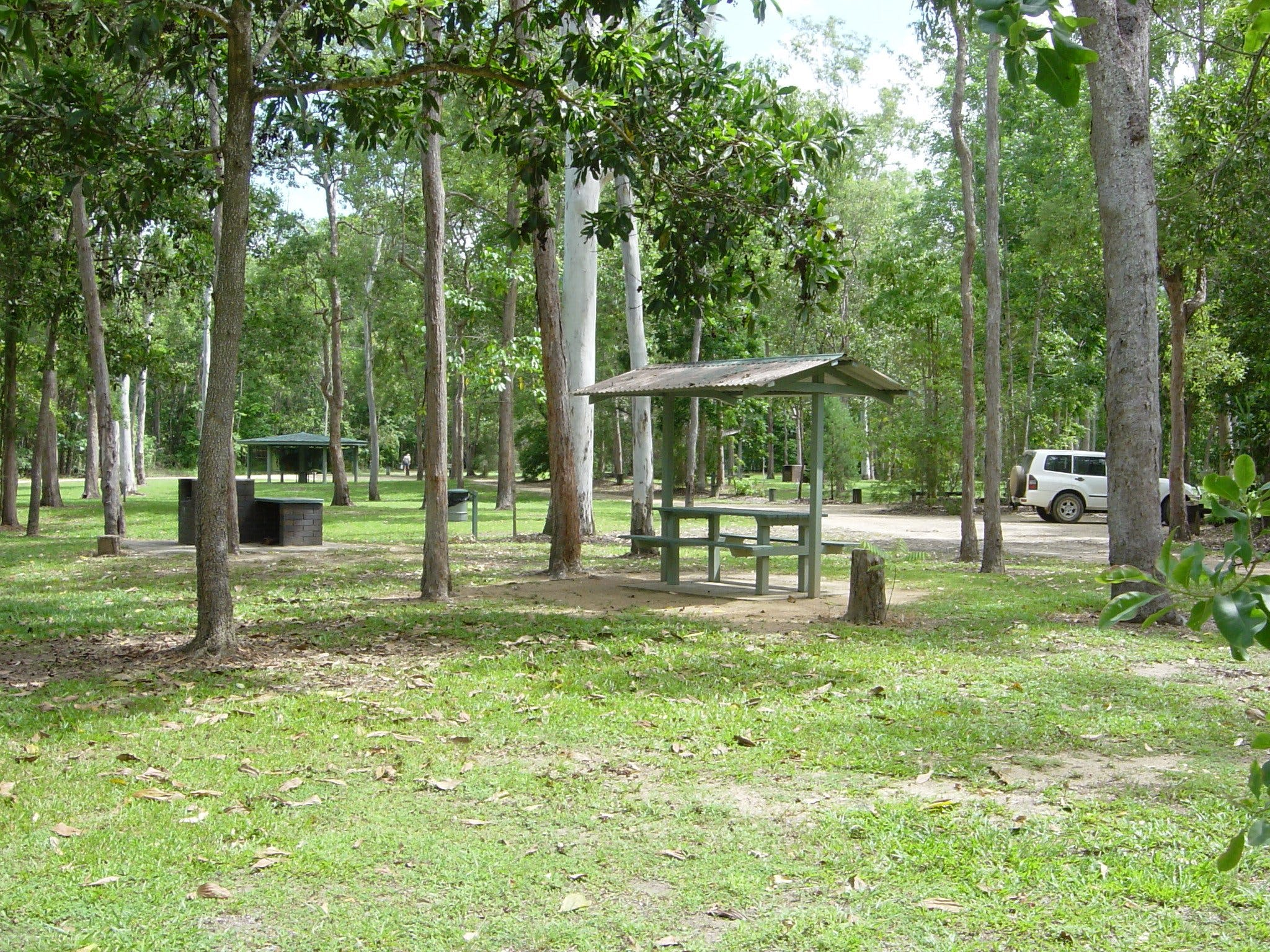 Broadwater camping area Abergowrie State Forest - Lightning Ridge Tourism