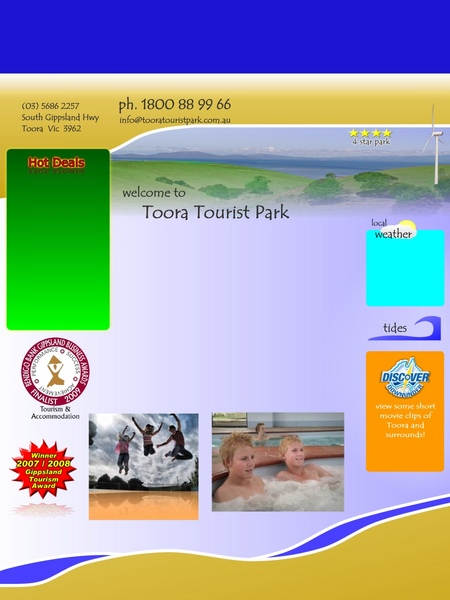 Toora Tourist Park - Lightning Ridge Tourism