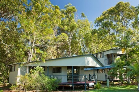 Wooli River Lodges - Lightning Ridge Tourism