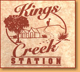 Kings Creek Station - Lightning Ridge Tourism