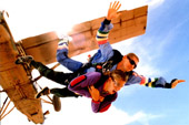 Skydive Express - Lightning Ridge Tourism