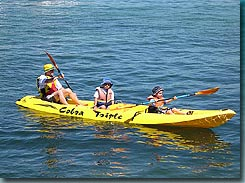 Manly Kayaks - Lightning Ridge Tourism