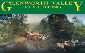 Glenworth Valley Horseriding - Lightning Ridge Tourism
