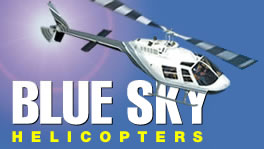 Blue Sky Helicopters - Lightning Ridge Tourism