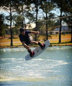 Cable Ski Logan - Lightning Ridge Tourism