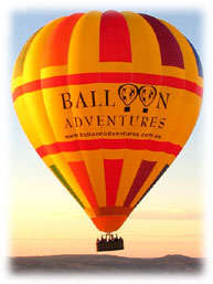 Balloon Adventures Barossa Valley - Lightning Ridge Tourism