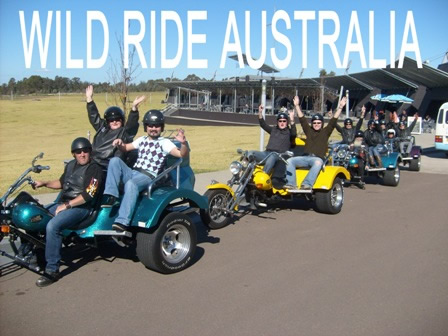 A Wild Ride - Lightning Ridge Tourism