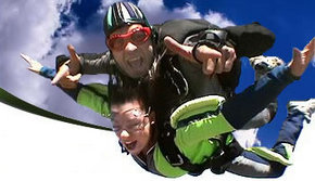 Adelaide Tandem Skydiving - Lightning Ridge Tourism
