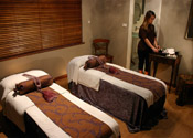 Hidden Valley Eco Spa Lodges  Day Spas - Lightning Ridge Tourism
