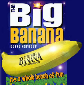 Big Banana - Lightning Ridge Tourism