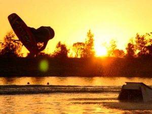 Bonney's WA Water Ski Park - Lightning Ridge Tourism