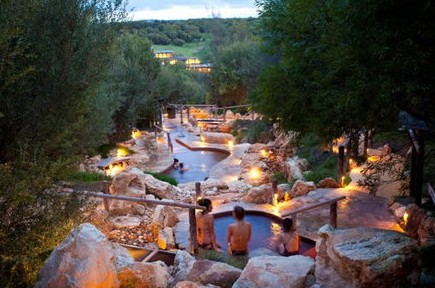 Peninsula Hot Springs - Lightning Ridge Tourism