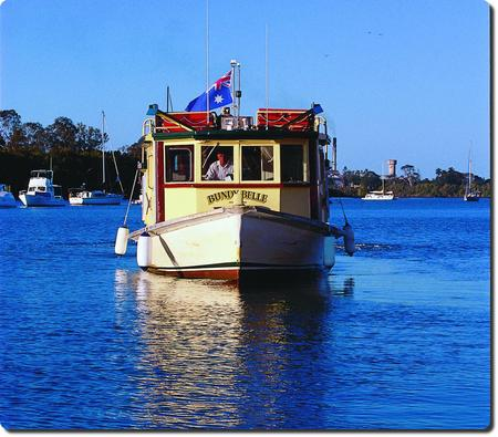 Bundy Belle River Cruise - Lightning Ridge Tourism