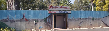 Mystery Craters - Lightning Ridge Tourism
