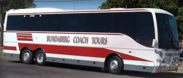 Bundaberg Coaches - Lightning Ridge Tourism