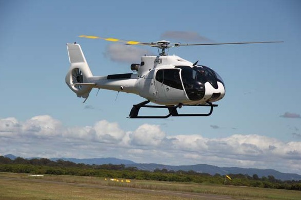 Executive Helicopters - Lightning Ridge Tourism
