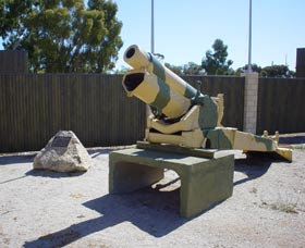 Military Museum Merredin - Lightning Ridge Tourism