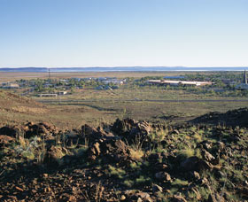TV Hill Lookout - Lightning Ridge Tourism