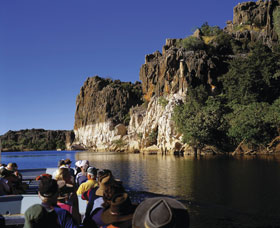 Geikie Gorge National Park - Lightning Ridge Tourism