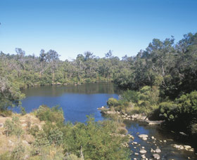 Kalgan River - Lightning Ridge Tourism