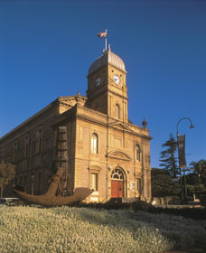 The Albany Town Hall - Lightning Ridge Tourism