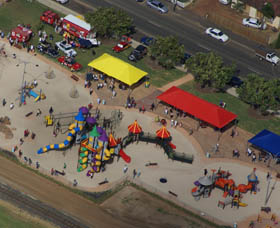 Donnybrook Apple FunPark - Lightning Ridge Tourism