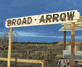 Broad Arrow - Lightning Ridge Tourism