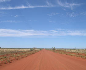 Great Central Road - Lightning Ridge Tourism
