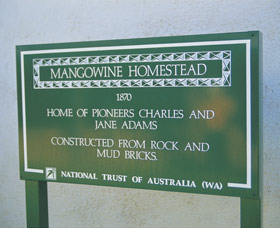 Mangowine Homestead - Lightning Ridge Tourism