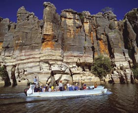Geikie Gorge - Lightning Ridge Tourism