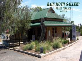 Rain Moth Gallery - Lightning Ridge Tourism