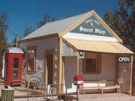 Moonta Mines Sweet Shop - Lightning Ridge Tourism